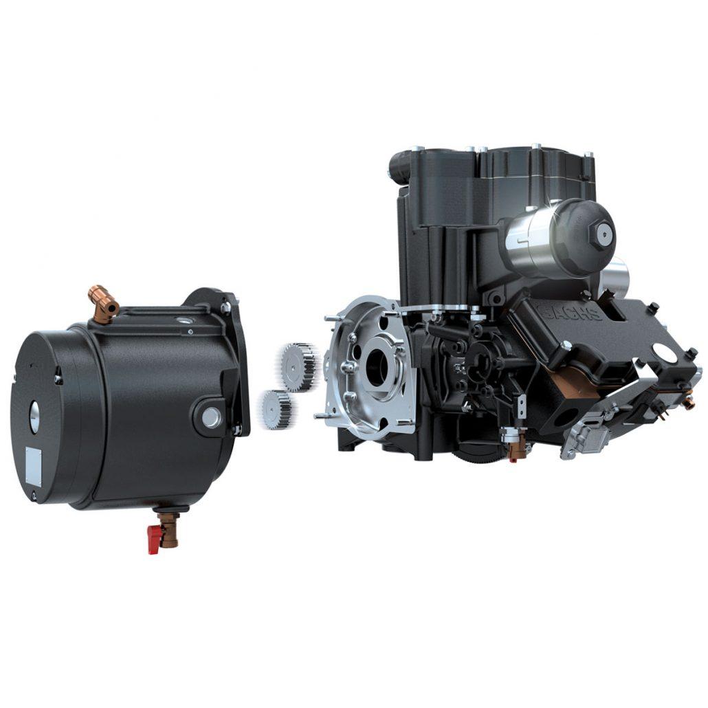 SenerTec Oberland Motor