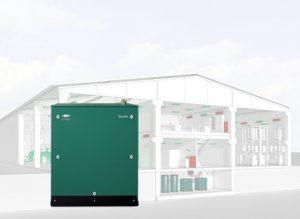 SenerTec Oberland Center Förderung Dachs GF 20