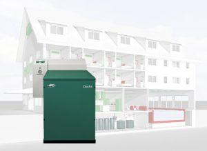 SenerTec Oberland Center Förderung Dachs